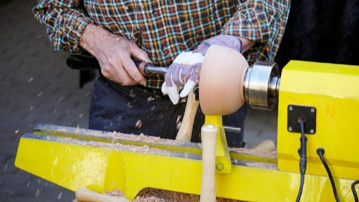 Wood Lathe Machine Terminology