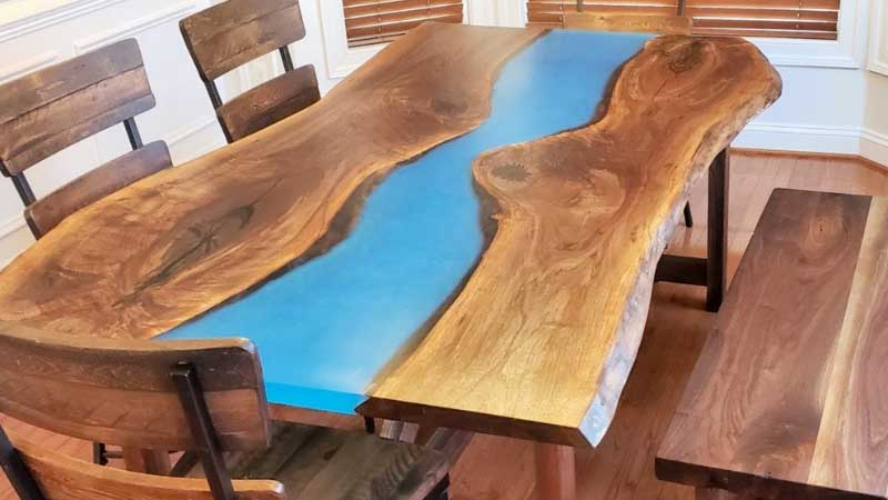 Best Epoxy for Wood Slabs