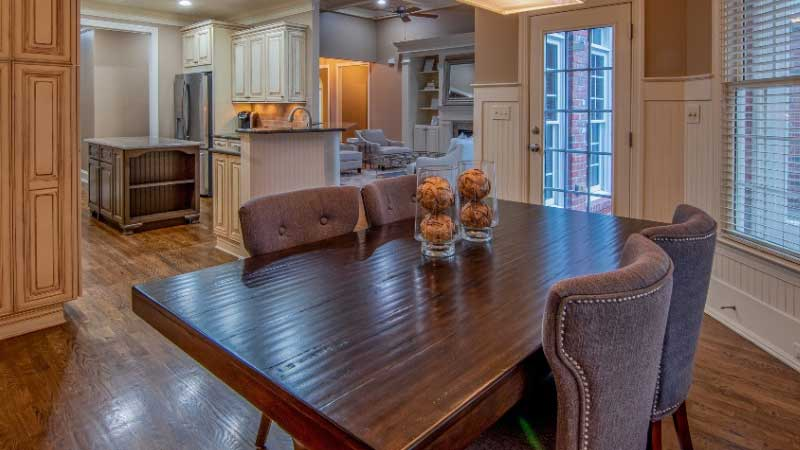 Best Finishes for Wood Kitchen Table