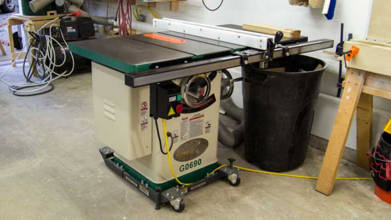 Best Grizzly Table Saw Review