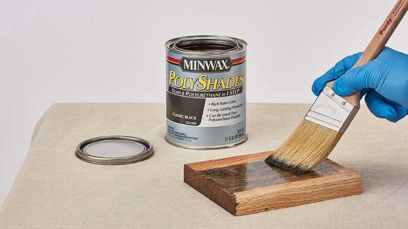 Best Stain for Pine