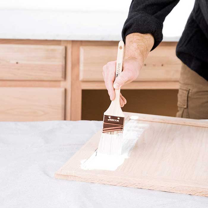 Clear Coats for Kitchen Cabinets