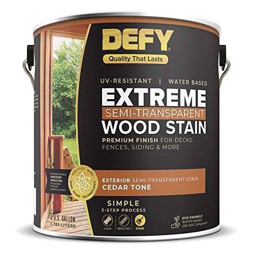 DEFY Extreme Semi-Transparent (Cedar Tone)