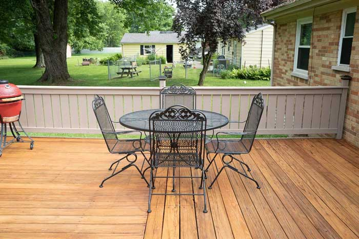 Best Deck Stain for Weathered Wood