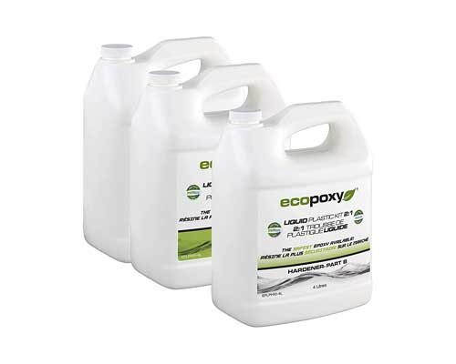 EcoPoxy Liquid Plastic 12 Liter