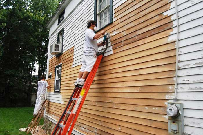 Exterior Paints for Wood
