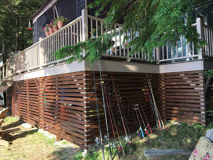 Exterior Wood Stains