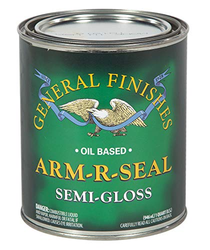 General Finishes Arm-R-Seal Oil Based Topcoat
