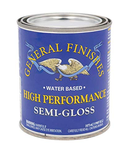 General Finishes High Performance Water Based Top Coat
