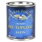 General Finishes Oil Based Gel Top Coat