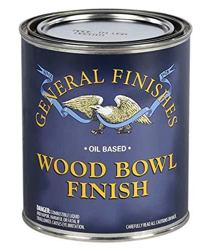 General Finishes Wood Bowl Finish