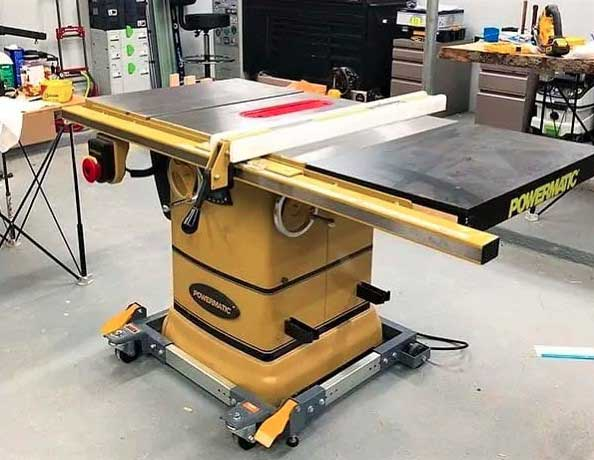 Hybrid Table Saws