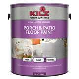 KILZ Porch & Patio Latex Floor Paint