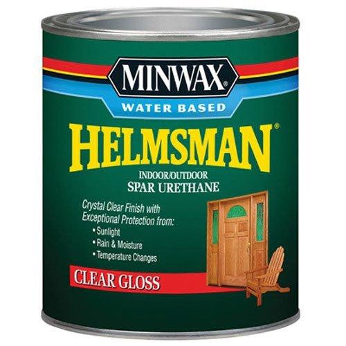 Minwax 630500444 Water Based Helmsman Spar Urethane