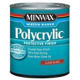 Minwax 65555444 Polycrylic Protective Finish