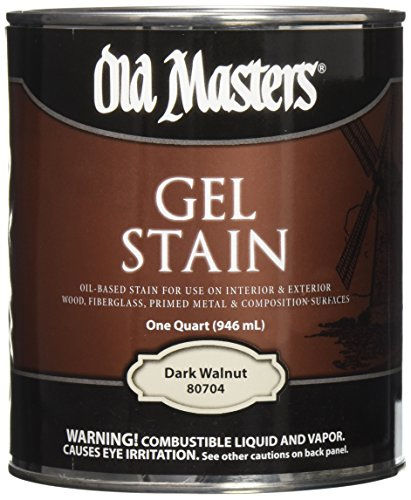 Old Masters 24991 80704 Gel Stain
