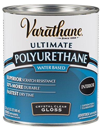 Varathane 200041H Water-Based Ultimate Polyurethane