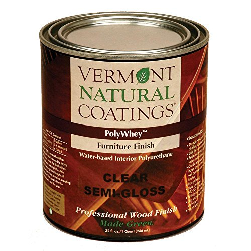 Vermont Natural Coatings Poly Whey Furniture Finish