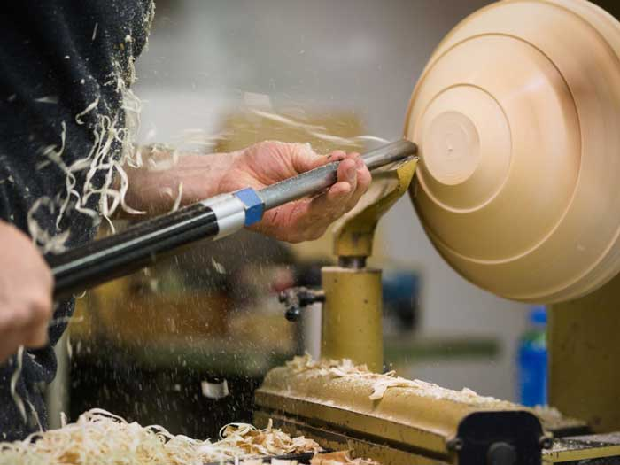 Wood Lathe for Turning Bowls