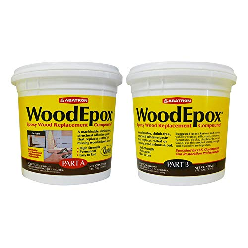 Abatron WoodEpox 2 Gallon Kit