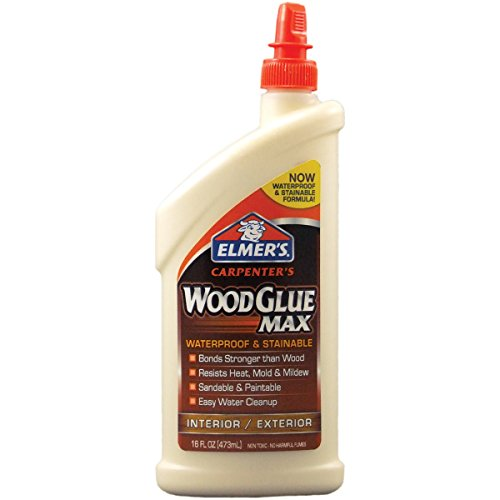 Elmer's E7310 Carpenter's Wood Glue Max