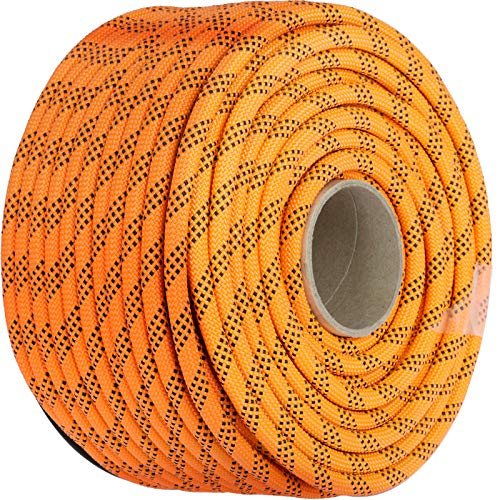 Mophorn 9/16 Inch Double Braid Polyester Rope
