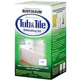Rust-Oleum 7860519 Tub And Tile Refinishing 2-Part Kit