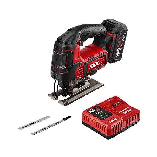 "SKIL PWRCore 20 Brushless 20V 1"" Stroke Jigsaw"