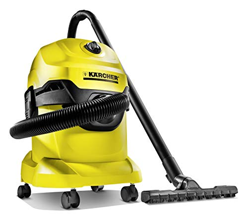 Karcher WD4 Multi-Purpose Wet Dry Vacuum Cleaner