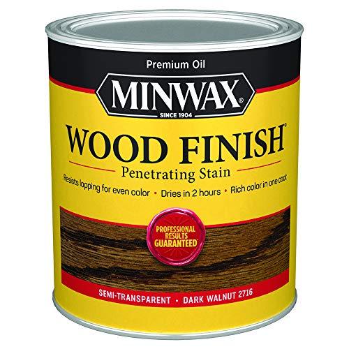 Minwax 220904444 Wood Finish Penetrating Interior Wood Stain