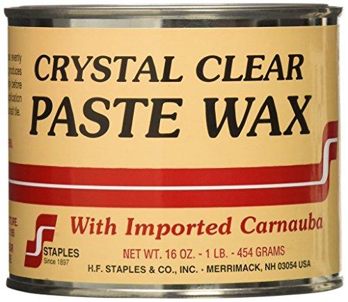 STAPLES 211 Carnauba Paste Wax