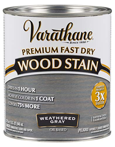 Varathane 269394 Premium Fast Dry Wood Stain