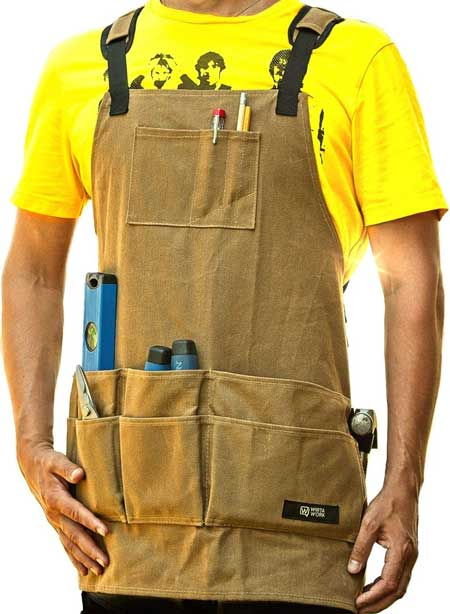 WirtaWork Woodworking Aprons