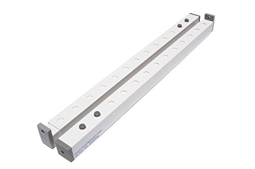 Lock-it Block-it Home Security Adjustable Window Locks
