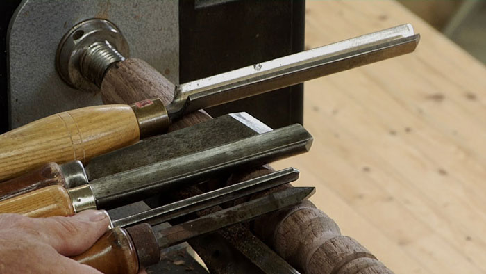 Chisel to Use