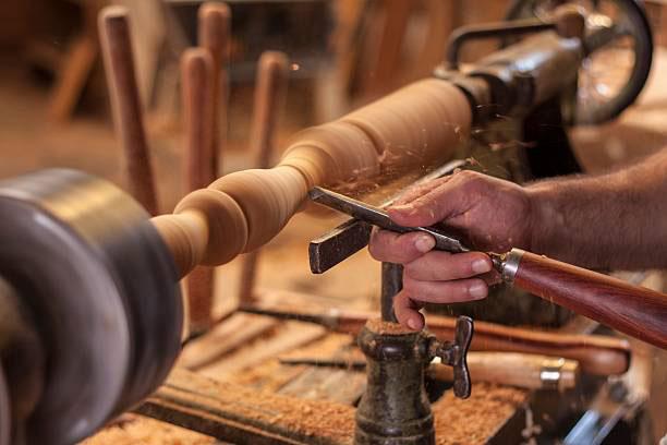 Key Components of a Wood Lathe