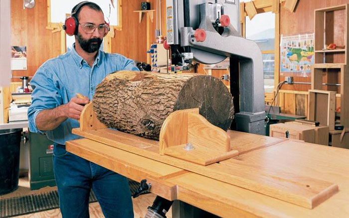 Uses of a Band Saw