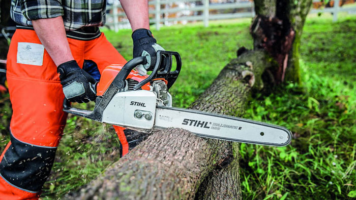 Uses of a Chain Saw