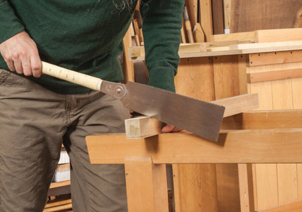 Uses of a Japanese Saw