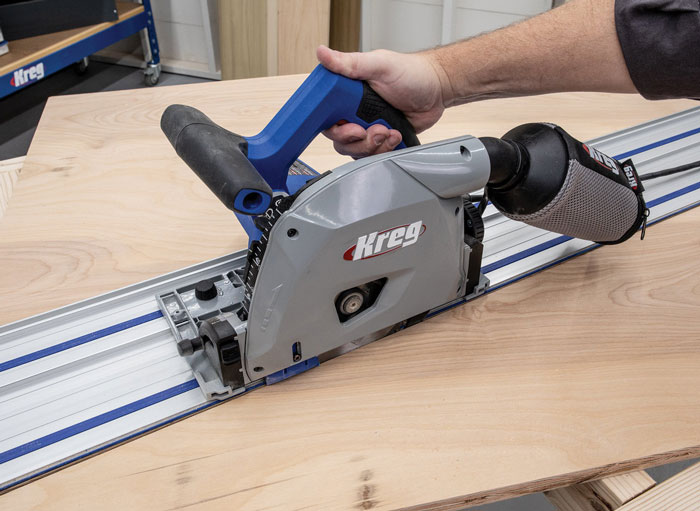 Uses of a Plunge Saw