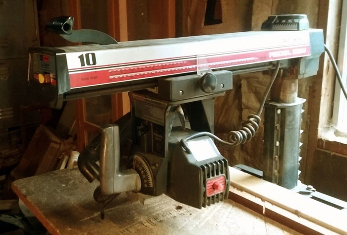 Uses of a Radial Arm Saw