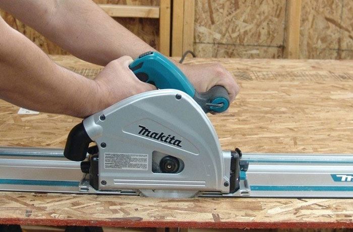 Uses of a Track Saw