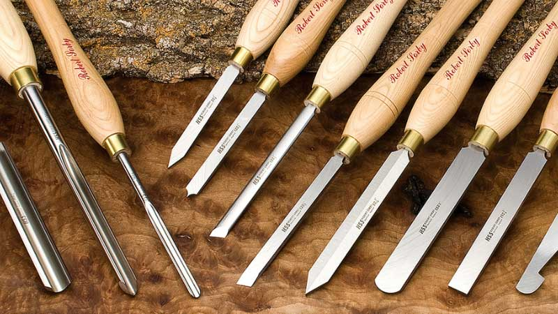 Every Wood Turning Tools Explained with a Buying Guide