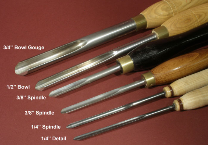 Shallow Fluted Gouge