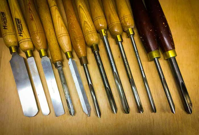 Tools for Bowl Turning